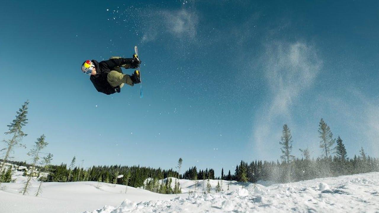 X Gamesメダリスト達がスキーとスノーボードを交換して滑りを披露!