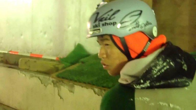 山本泰成が8mレールで270inバックチェンジ・バックチェンジに挑戦