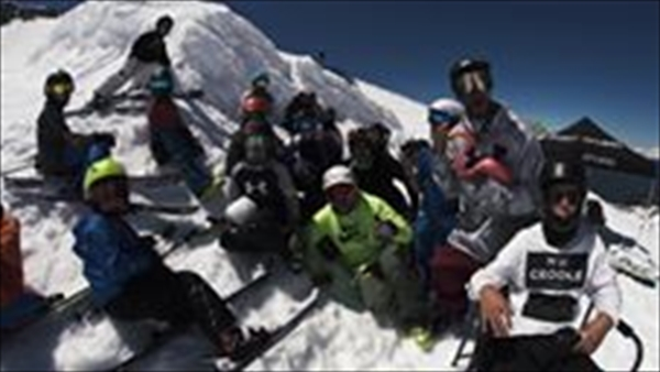 Momentum Ski Campsのセッション2の映像が公開されました!