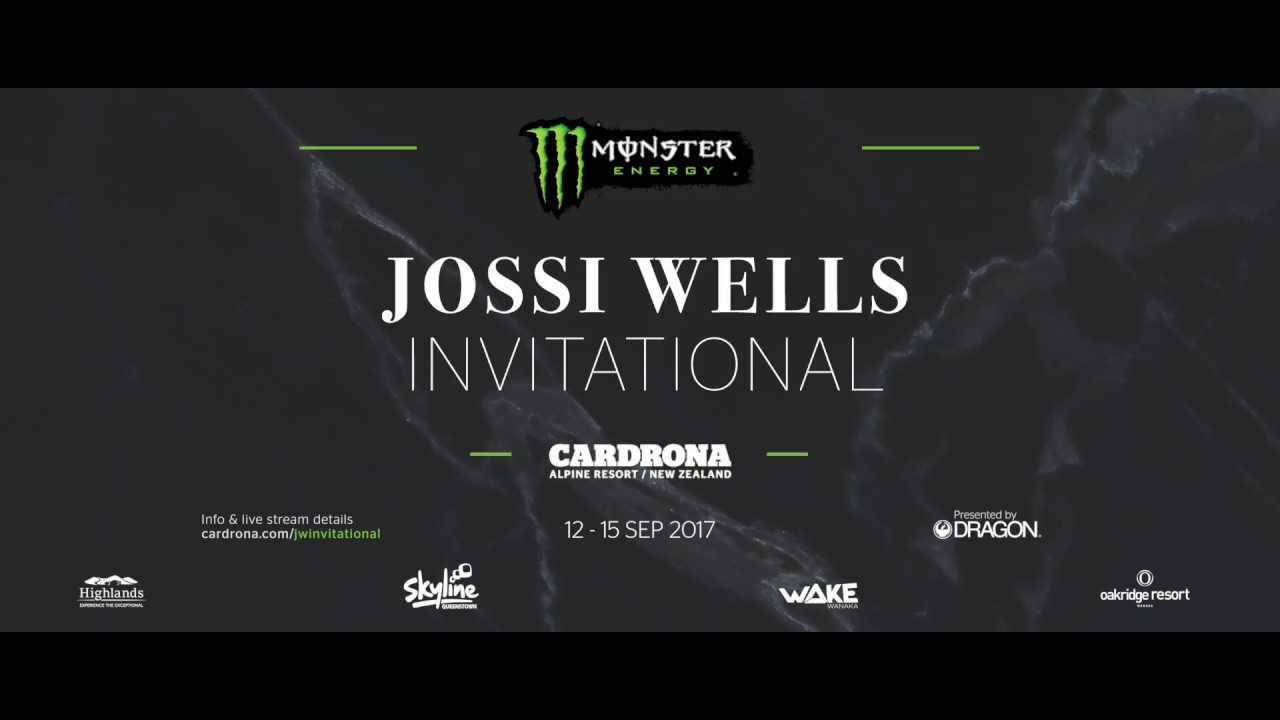 Jossi Wells Invitational 2017が開催中!