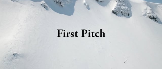 BattuereからFirst Pitchが公開!