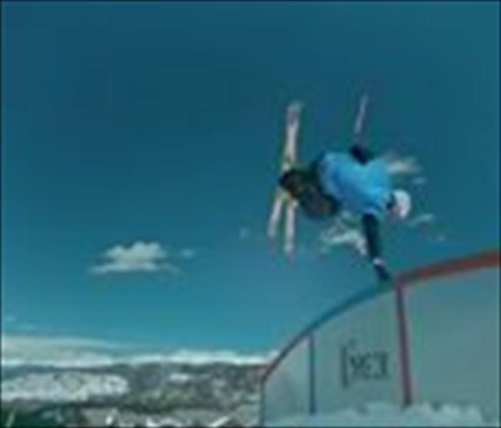 Red Bull Snowがボビー・ブラウンの動画を公開!