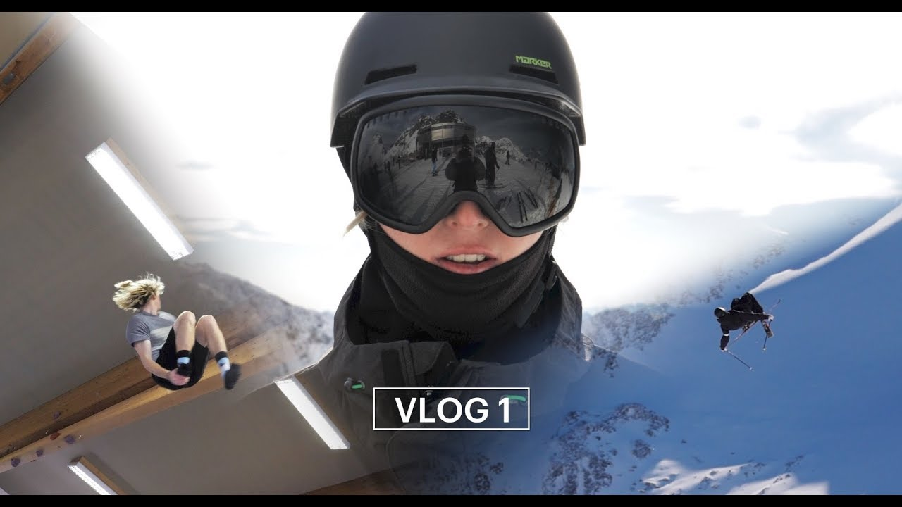 Andri RagettliがVlogを開始!