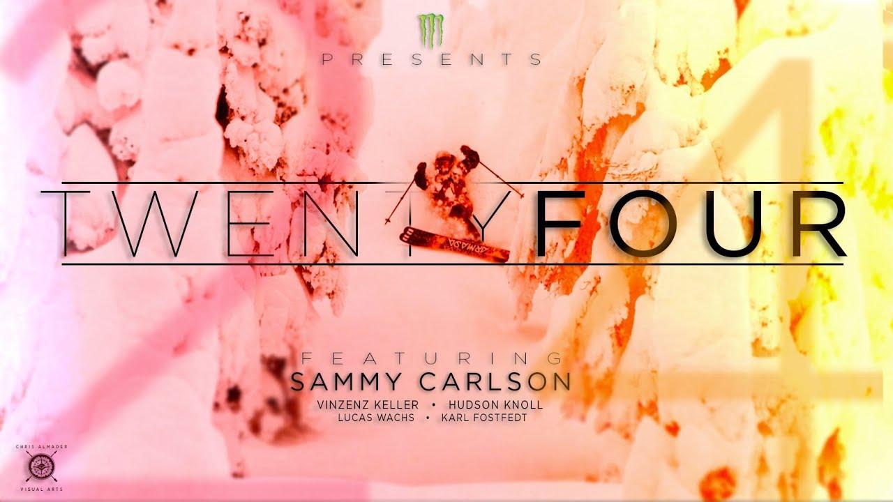 サミー・カールソンの新作ムービー Twenty-Four のトレーラーが公開