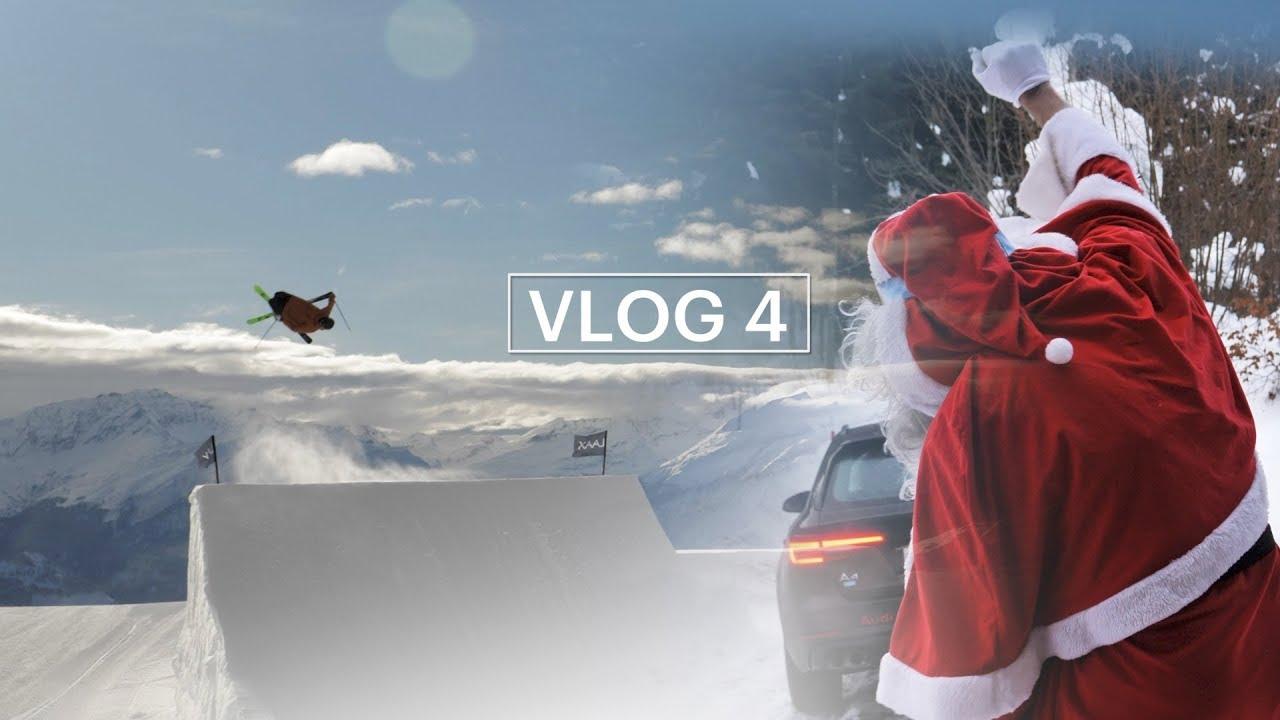 アンドレ・ラゲットリがVlog4を公開!