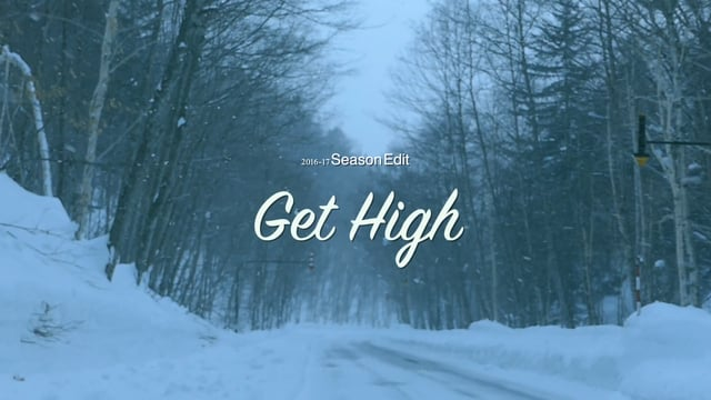 T-crewが放つ新作 Get High