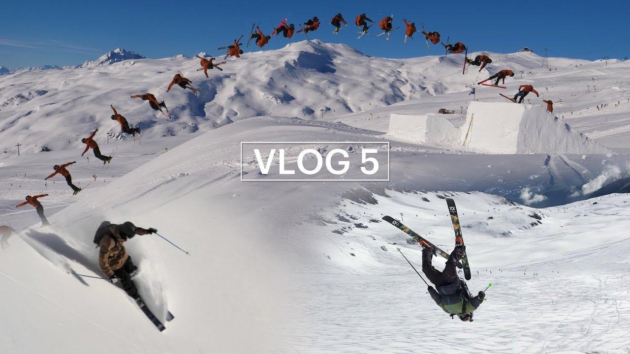 アンドリ・ラゲットリが膝の怪我から100%回復!!Vlog5を公開!