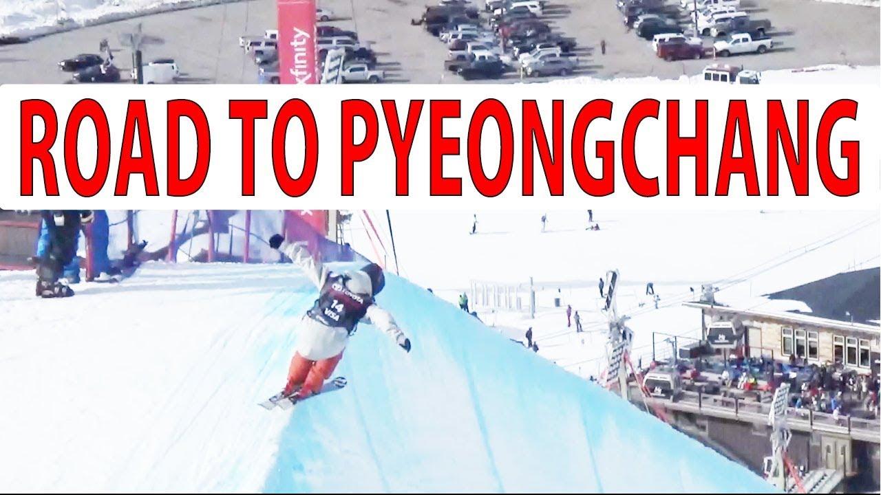 米谷優から平昌オリンピックのスキー男子のハーフパイプ選考結果についての報告