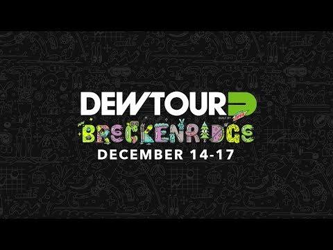 DEW TOUR スーパーパイプの全動画