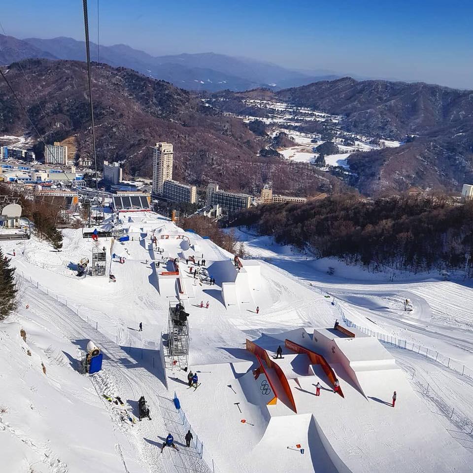 いよいよ開幕間近!平昌オリンピックのスロープスタイルコースを紹介!!