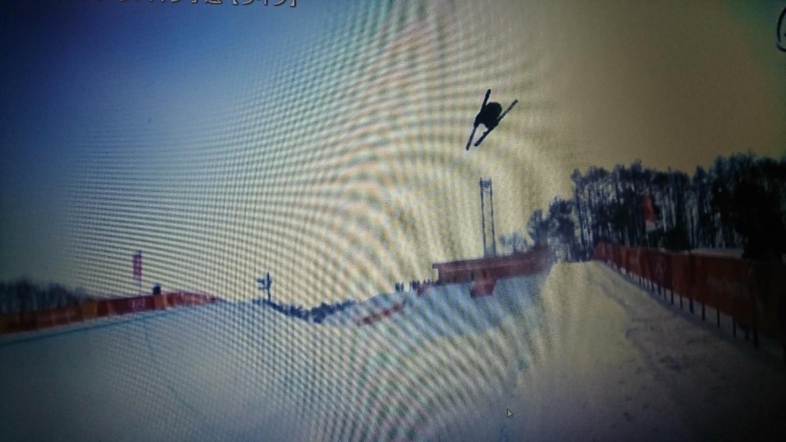 平昌オリンピックのフリースタイルスキー男子ハーフパイプ予選結果