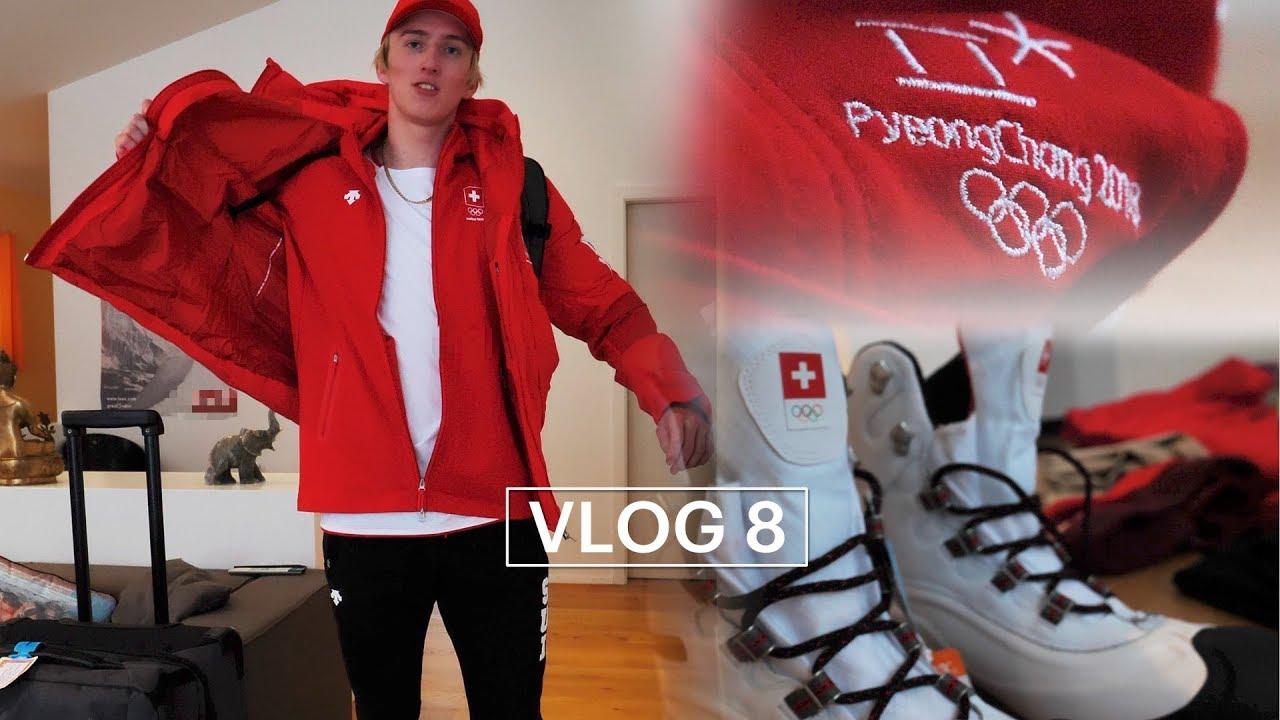 アンドリ・ラゲットリのVlogを一気に3本紹介! 平昌オリンピックはどうしたんだ!?