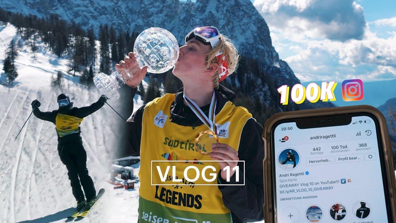 アンドリ・ラゲットリがVlog11を公開したので紹介します!