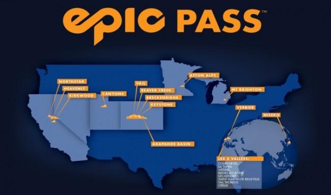 海外遠征を考えているライダーに向けた最強の「EPIC PASS」を紹介!!