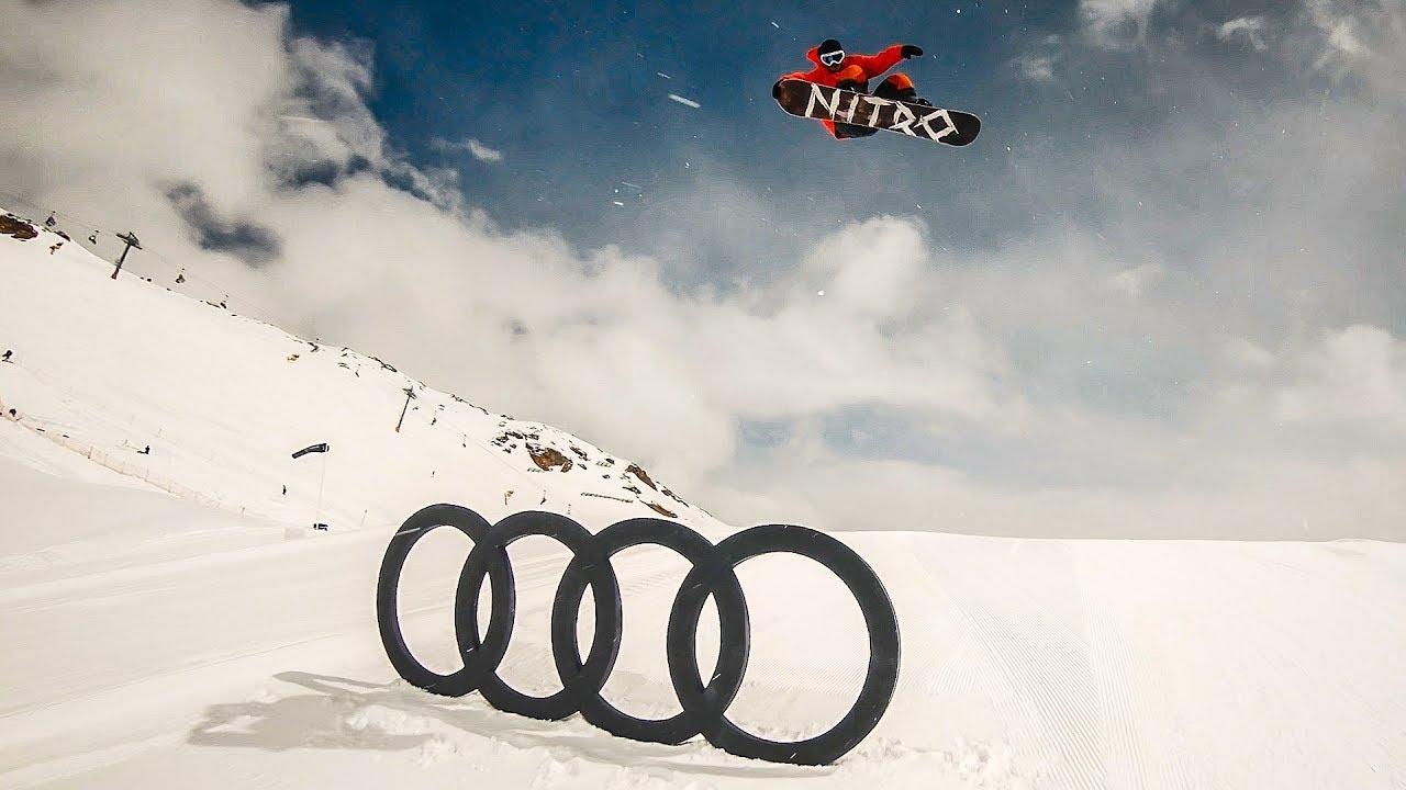 Audi Ninesは超絶ドローンテクニックを駆使して撮影されていた!
