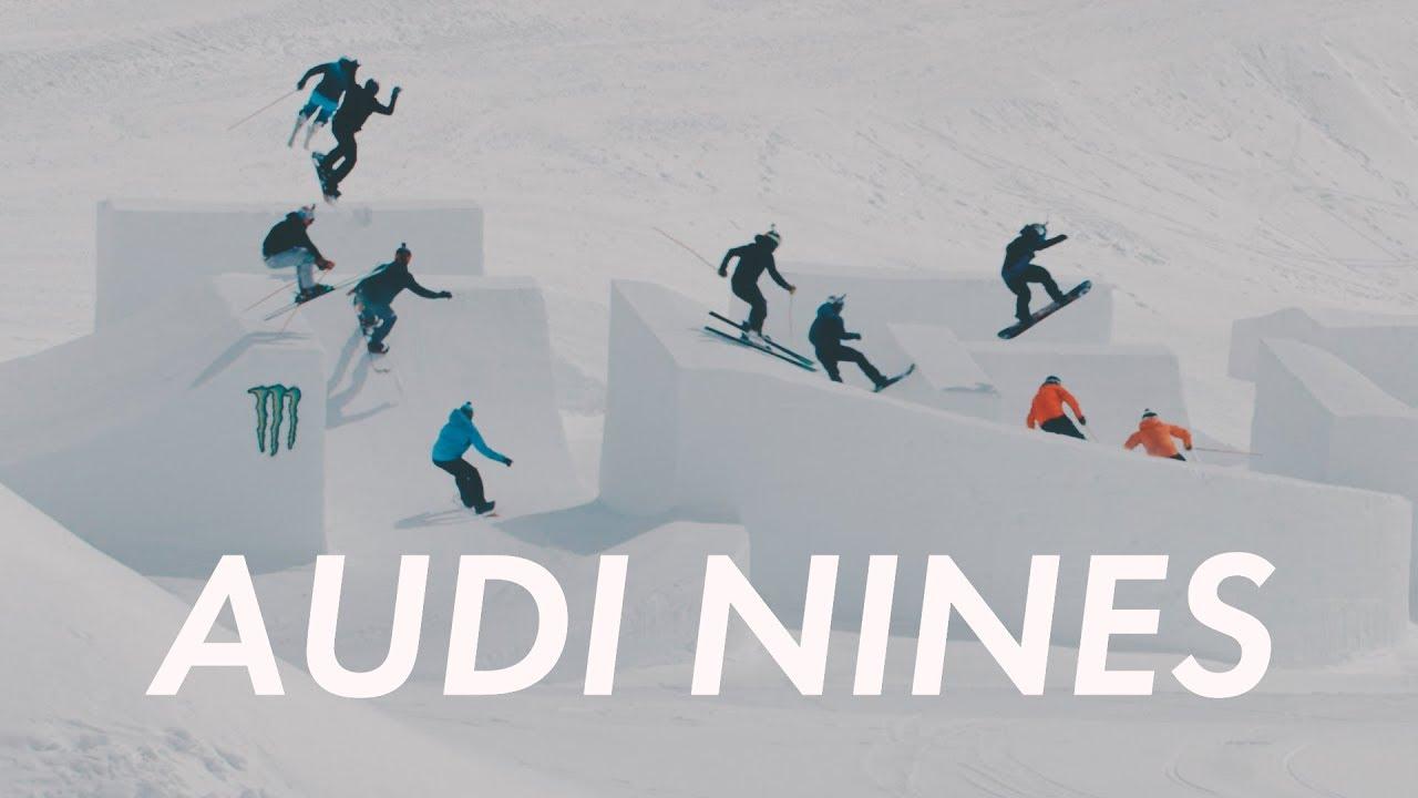Audi NinesのVlogを今度はデビット・ワイズが公開! コースプレビューも合わせて紹介!
