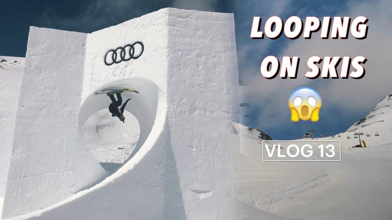 Audi Nines!! アンドリ・ラゲットリがVlogを公開!!
