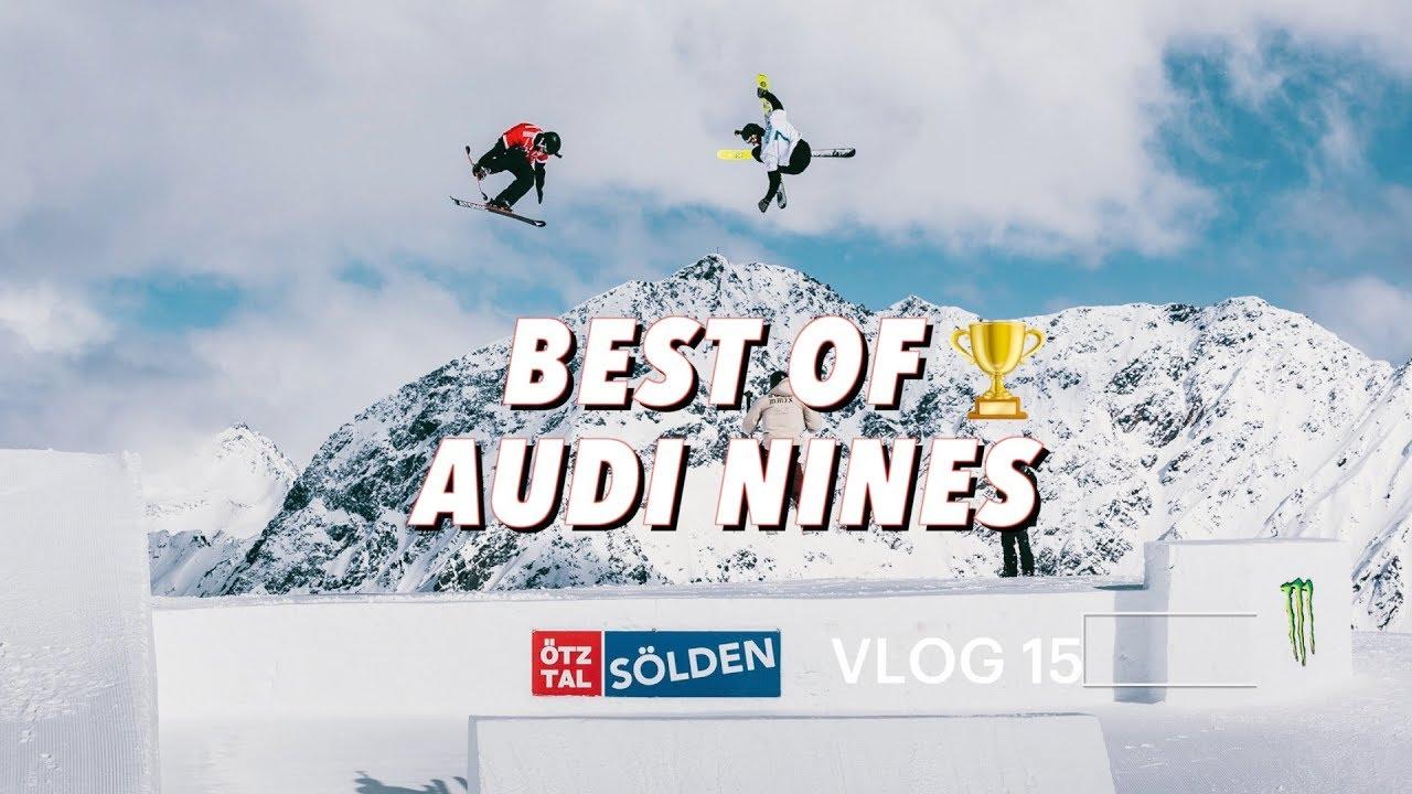 アンドリ・ラゲットリがVlog15を公開! Audi Ninesの様子を伝えてくれてます!