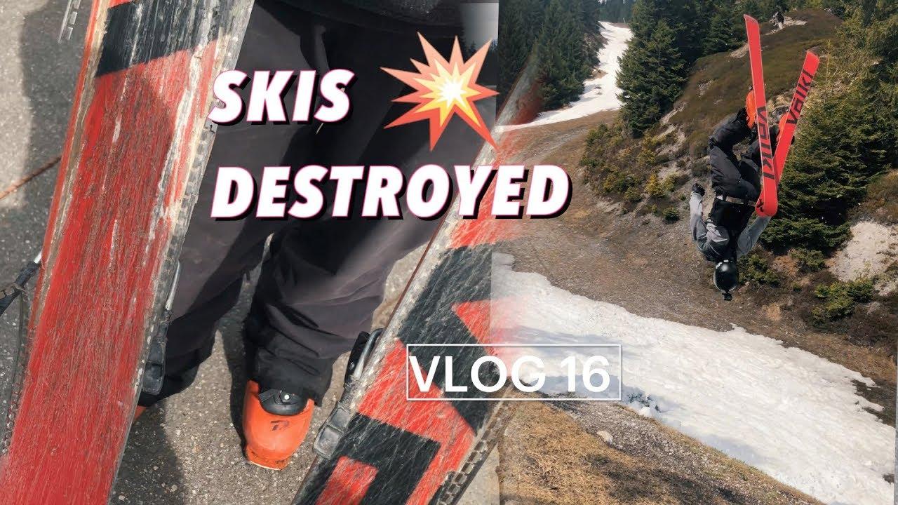 アンドリ・ラゲットリがVlog16を公開!! LAAXパークでの滑りなど!!