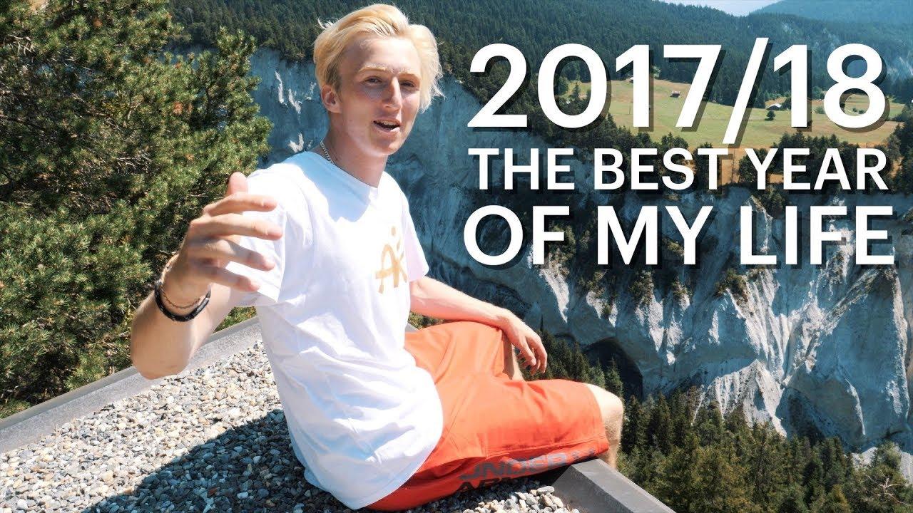 アンドリ・ラゲットリが2017/18シーズンをVlogで振り返る!!