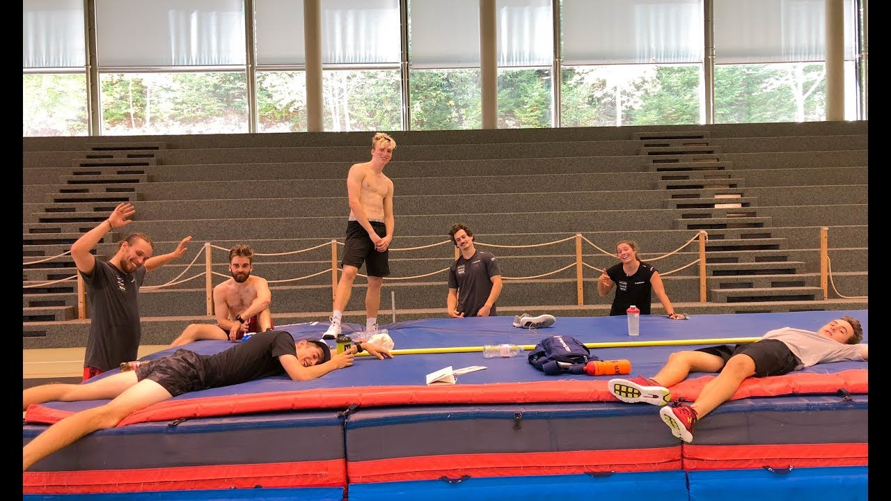 スイスチームの筋トレや激しいトレーニングをアンドリ・ラゲットリがVlogで公開!