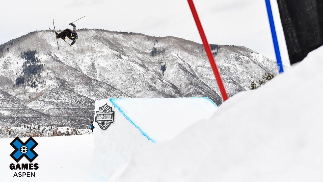 X Games Aspen 2019 スロープスタイル結果!