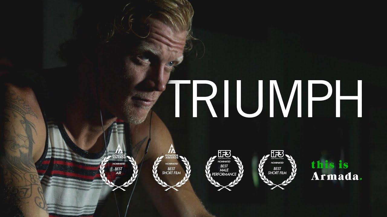 タナー・ホールの「Triumph」フルムービーが公開!!