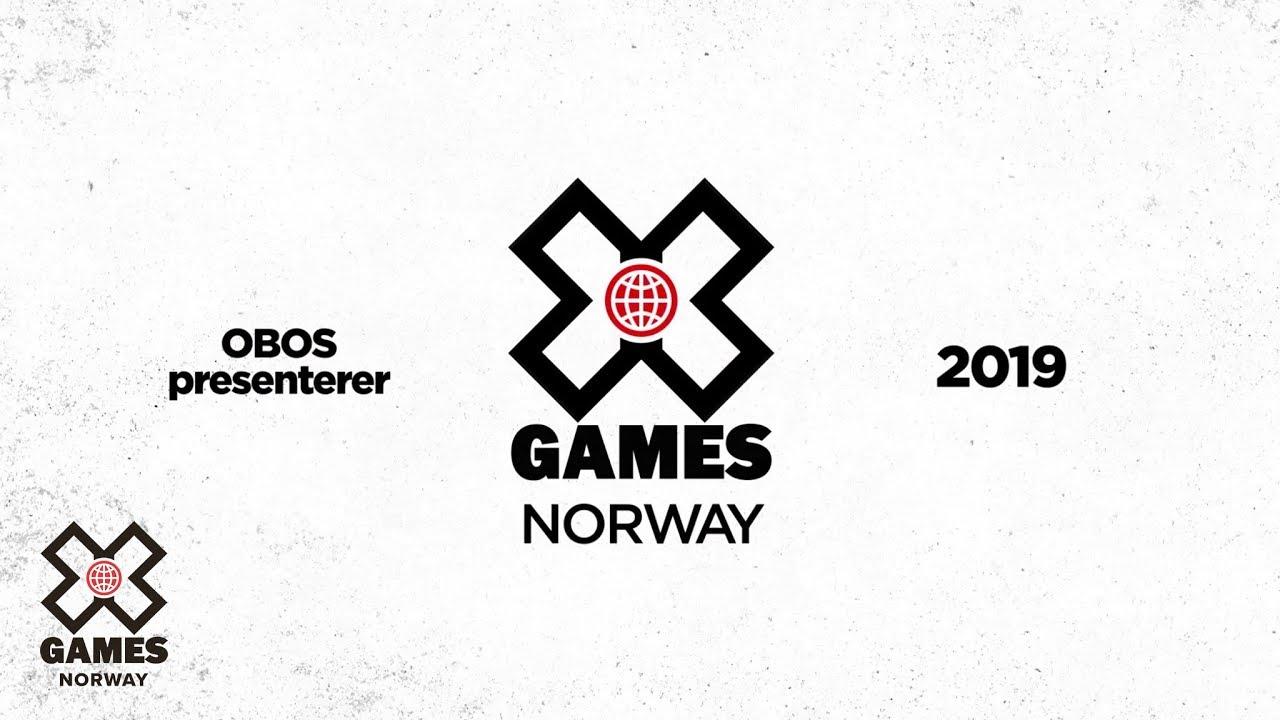 X games ノルウェー 2019 今年は8月に開催!!