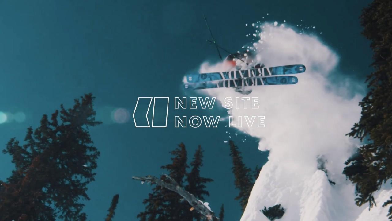 アルマダチームの春の野沢温泉での映像&今期の新作発表