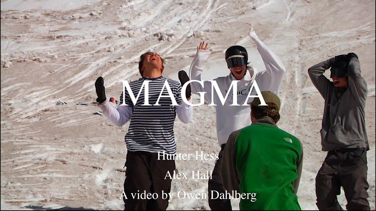 アレックス・ホールが出演する「MAGMA」を紹介!