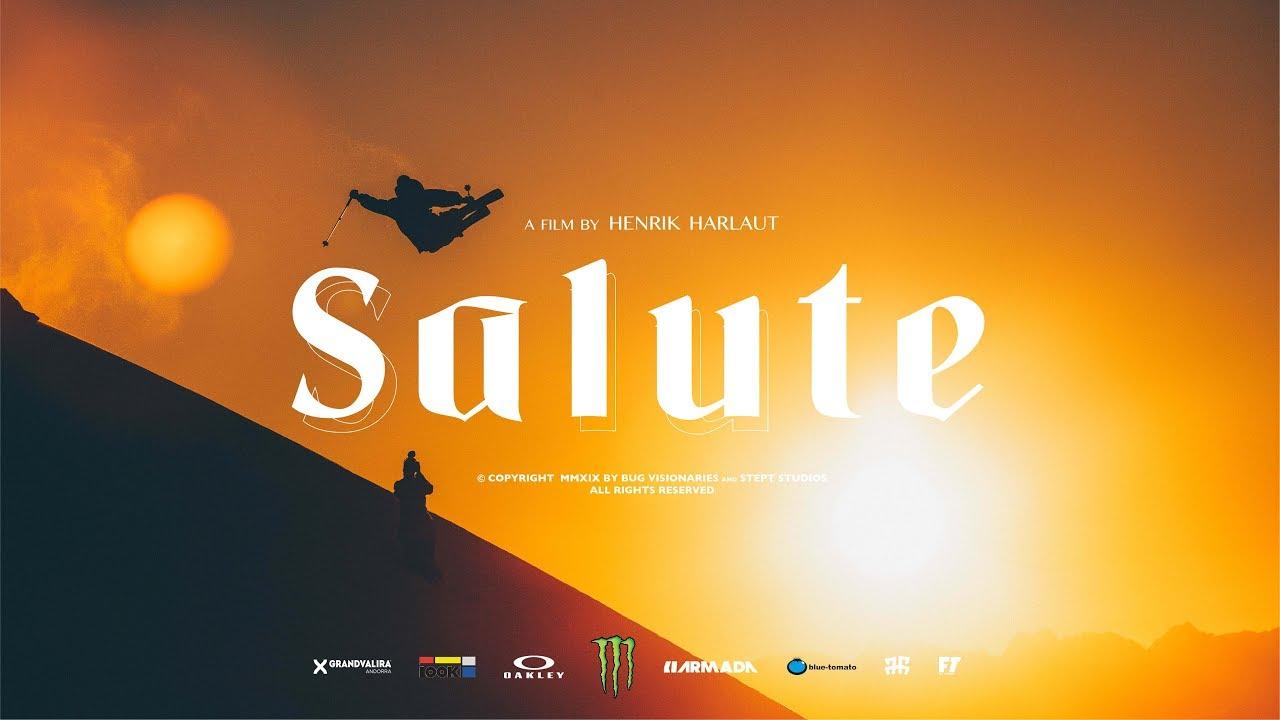 ヘンリク・ハーロウの大作「SALUTE 」のトレーラーが公開!