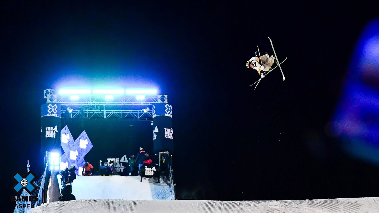 X Games Aspen 2020 スキー ビックエアー ヘンリック・ハーロウが優勝!!