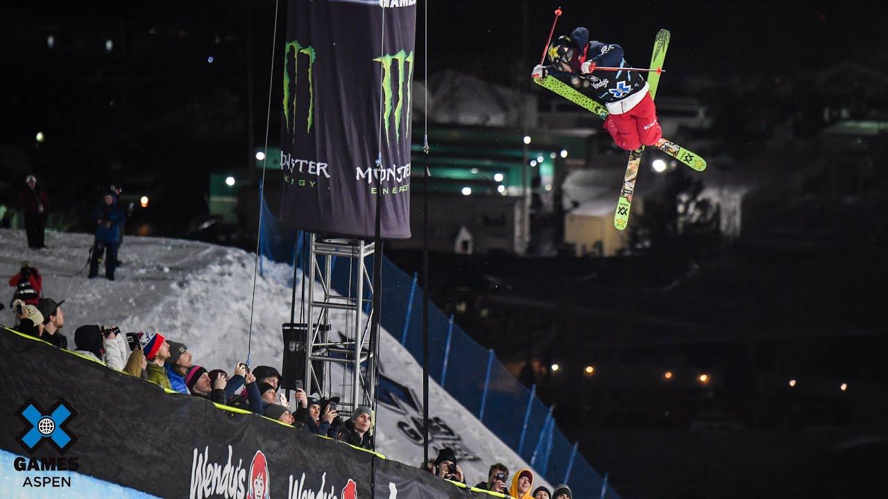 X Games Aspen 2020 スキースーパーパイプはアレックス・フェレイラが優勝!!
