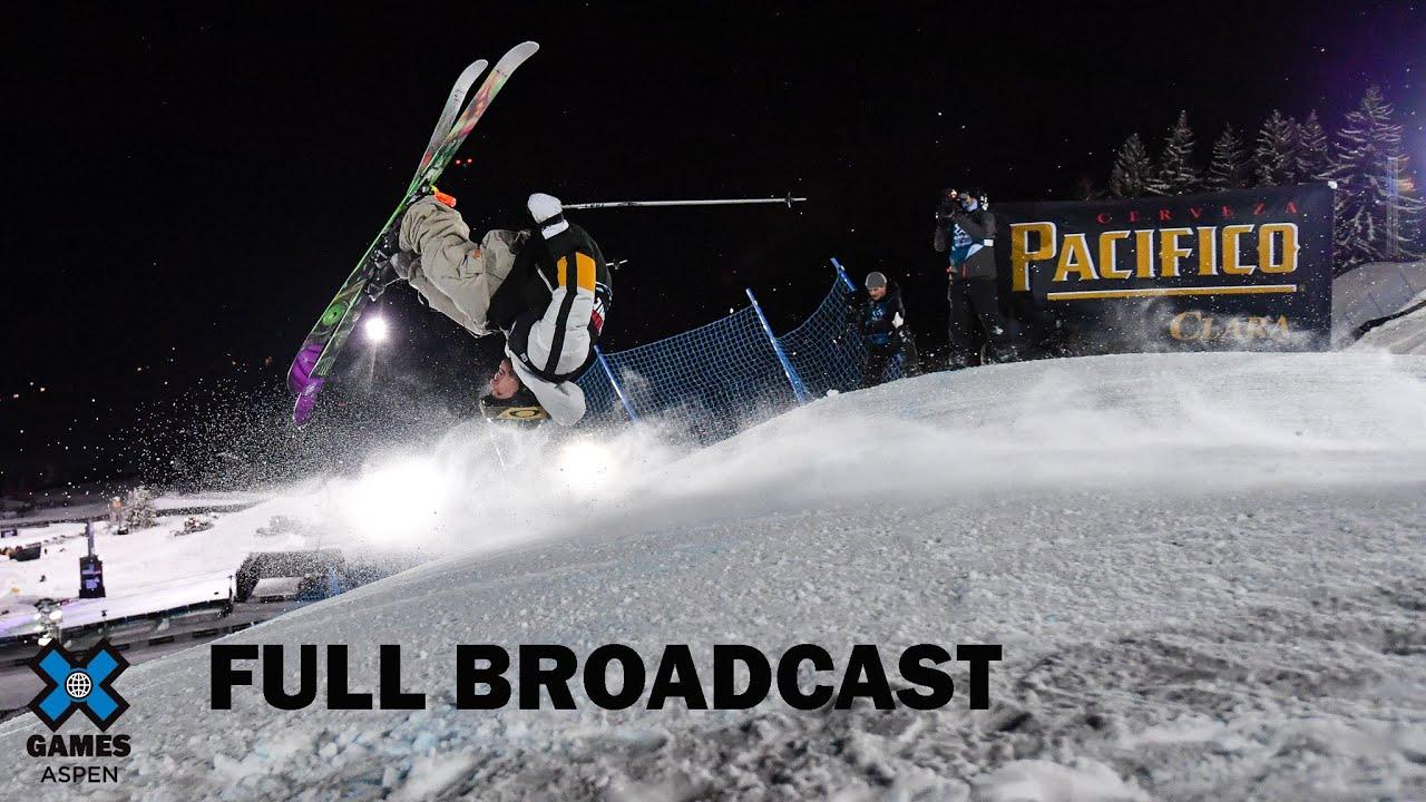 X Games Aspen 2020 スキー・ナックルハック リザルト&フル動画