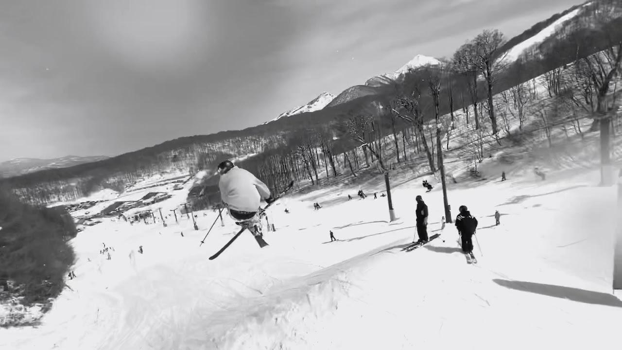 山本泰成が猫魔スキー場でのエディットを公開!!