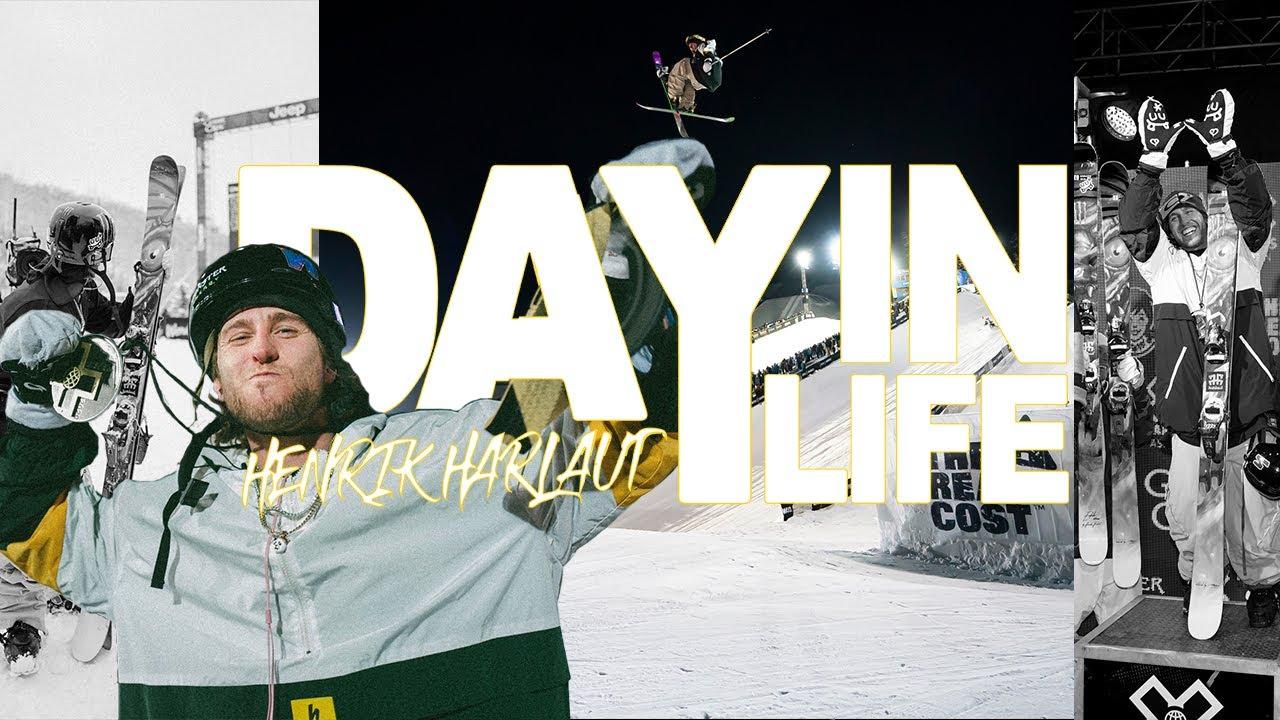ヘンリク・ハーロウのDay In Life! X Gamesノルウェーの裏側を紹介!