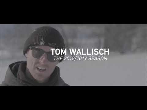 トム・ウォリッシュの2018/19のシーズンエディットが公開!!